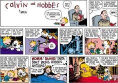 Aww Calvin is so sweet.