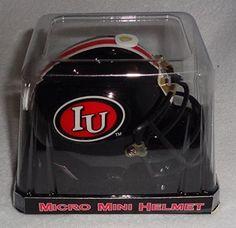 Indiana College-NCAA Micro Mini Helmet. Starting at $1