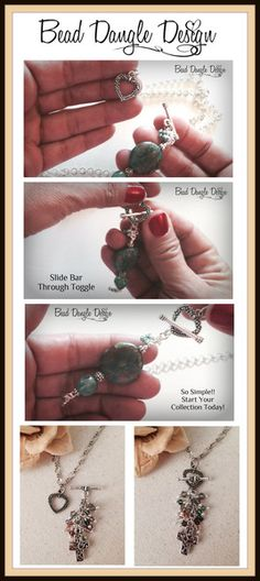 Handcrafted Beaded Jewelry for Sale in CT   Bead Dangle Design