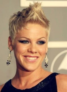 Short Celebrity Hairstyles 2013 2014 Short Hairstyles 2015 Pinks Hairstyle 2014…