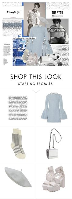 """""""Happy birthday, Yoo Seung Ho!!!"""" by ani-onni on Polyvore featuring mark., GET LOST, Marques'Almeida, Comme des Garçons and Kendall + Kylie"""