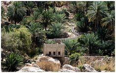 Na lista do Património Mundial da UNESCO inclui cinco sistemas de irrigação aflaj e representa cerca de 3.000 desses sistemas ainda em uso em Omã. As origens deste sistema de irrigação podem remon…