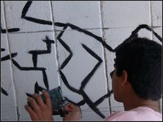 Consentracion en Pintar!!! :) Plano: Primerisimo Plano Detalle: Normal