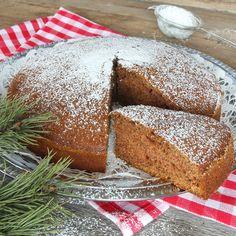 Underbar, saftig kaka med härliga julkryddor i smeten!