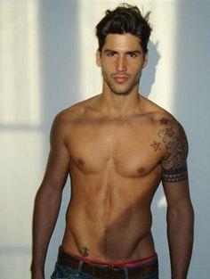 Super Sexy Spanish Model Miguel Iglesias Was Born In 1986 In Galicia Spain