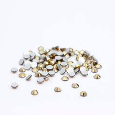 strass thermocollants x100 dorés 3/3.2mm - Strass Hot Fix