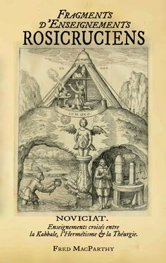 Fragments d'Enseignements Rosicruciens.