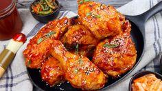 Recipe: Korean Fried Chicken