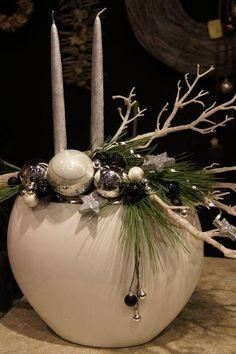 Nowoczesne świąteczne dekoracje - galeria zdjęć