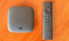 Android TV Xiaomi Mi BOx 4k vidéo. Une #androidtv avec 2Go et 8Go de Rom port USB et HDMI.