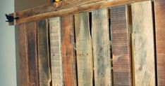 Many months back, I approached our friend Jon with Pallet Rewind about making a baby gate for our house. You know, back when I assumed m...