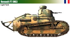 Renault FT MG
