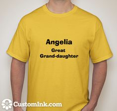 greatgran designed online at http://www.customink.com