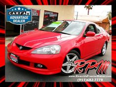 2006 Acura RSX 2dr Cpe Type-S 6-spd MT Leather/ Contact BOBBY CANALES at Riverside Premier Motors/ Phone : 951- 682- 7770/  247 W La Cadena Dr , Riverside , CA 92501