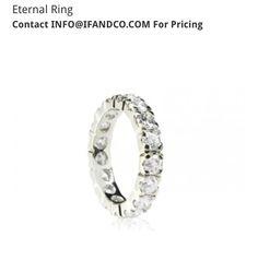 Ifandco Eternity Ring