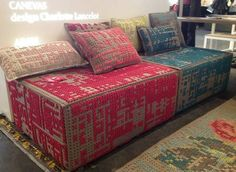 Latest Trends In Embroidered Felt Or Wooden Furniture And Decor Accessories | 2015 Decorating