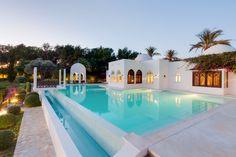 Arabic Style Villa Ibiza Holiday Home