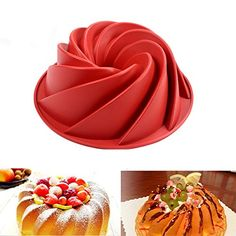 Bluelover 9 Inch Chiffon Cake Mold Pan Savarin Muffin Cake Baking Mold Mould *** See this great product.(This is an Amazon affiliate link and I receive a commission for the sales)