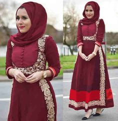 424 Best Gamis Images In 2018 Muslim Fashion Abaya Fashion