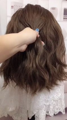 hairstyles for long hair videos Hairstyles Tutorials Compilation 2019 Hairstyles For School, Girl Hairstyles, Braided Hairstyles, Hairstyles Videos, Casual Hairstyles, Hairdos, Hair Upstyles, Long Hair Video, Wedding Guest Hairstyles
