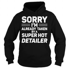 DETAILER T Shirts, Hoodies. Check price ==► https://www.sunfrog.com/LifeStyle/DETAILER-115640198-Black-Hoodie.html?41382
