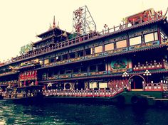 @ aberdeen fishing village - hong kong