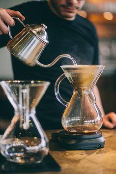 Coava Coffee Roasters 524 SE Main St. Portland, OR 97214 — Chemex | Glass Handle