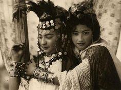 Emile Frechon, Tribu Ouled Nail, Biskra, Algeria 1924.