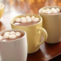 Creamy Hot Cocoa   Food   Pinterest   Cocoa, Hot Cocoa Recipe and ...