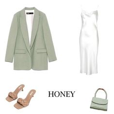 #honeylook #look #style Polyvore, Honey, Outfit Ideas, Paris, Outfits, Image, Beauty, Summer, Style