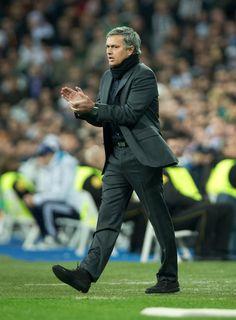 Jose Mourinho Photo - Real Madrid v Manchester United - UEFA Champions League Round of 16