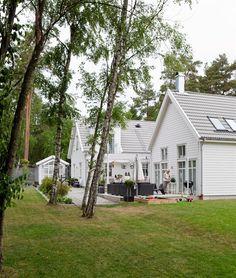 Hus i New England-stil