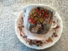Check out this item in my Etsy shop https://www.etsy.com/listing/254292525/royal-doulton-brambly-hedge-autumn-tea