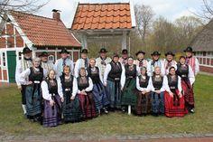 Volkstanzgruppe Hemmoor;  gelegen zwischen Cuxhaven und Stade