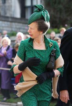Anne, The Princes Royal