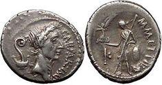 TRIBUTE Penny Jesus Christ RENDER UNTO CAESAR Biblical Roman Coins Guide http://ift.tt/1LKS4Z6