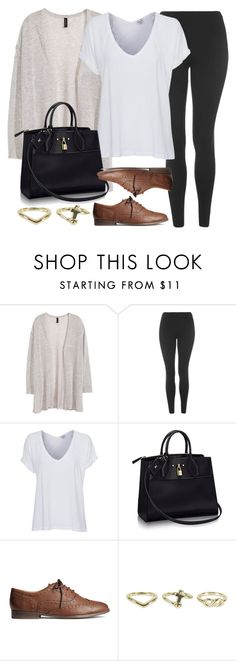 """Style #10092"" by vany-alvarado ❤ liked on Polyvore featuring H&M, Topshop, Splendid, Louis Vuitton and NLY Accessories"
