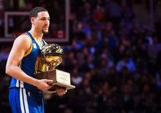 Video: Klay Thompson gana concurso de triples
