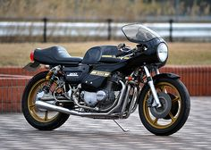 Kawasaki Rickman Z 900 by M-Engineering