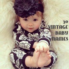 Vintage baby names Atticus Casper Harvey Elmer Cute Little Baby, Little Doll, Little Babies, Cute Babies, Baby Kids, Pretty Baby, Baby Baby, Baby Pictures, Baby Photos