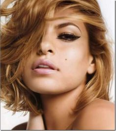 Eva Mendes is very pretty i must say
