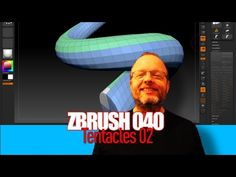 ZBRUSH 040   Tentacles 02