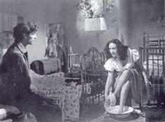 Roberto Cobos & Stella Inda in Los Olvidados )Luis Buñuel, 1950)