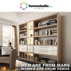 But Homestudio bookcases/shelving units have something for both. Use it as a bookcase, display unit or shelving unit. We have designs & functionalities to keep everyone at home happy. Bring one home today and get rid of all storage issues. Visit : http://homestudio.com/storage-furniture/bookcase-bookshelf.html #homestudio #roomfurniture #bookshelf