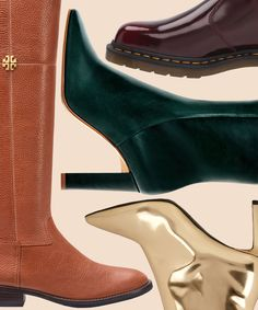 6 Major Fall Boot Trends to Start Shopping Now | from InStyle.com