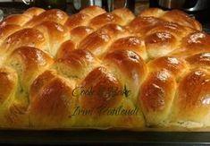 Greek Desserts, Greek Recipes, Greek Cake, Easter Projects, Doughnuts, Hot Dog Buns, Nutella, Favorite Recipes, Baking