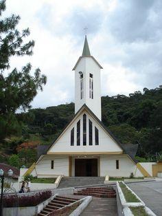 Fotos de Biscucuy. Portuguesa Iglesia de Campo Elías, Edo. Trujillo, Autor: cesarvilera