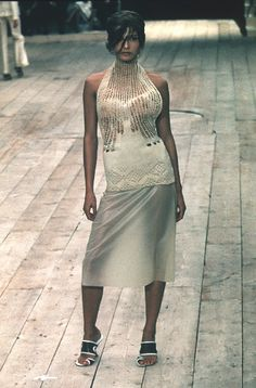 Alexander McQueen - Spring/Summer 1999 | Flickr - Photo Sharing!