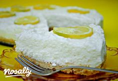 My Recipes, Cake Recipes, Dessert Recipes, Cooking Recipes, Favorite Recipes, Recipies, Yummy Drinks, Yummy Food, Cold Desserts