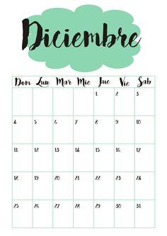 Calendario 12 Diciembre ☼